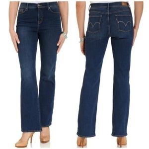 NEW LISTING!  Levi's 512 Slimming Bootcut Jeans